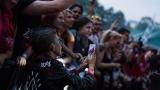 Tradiční třísesterský narozeninový večírek na Braníku nezklamal – kapela letos oslavila 33 let (145 / 169)