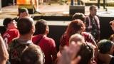 Tradiční třísesterský narozeninový večírek na Braníku nezklamal – kapela letos oslavila 33 let (163 / 169)