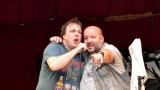 Zvlášňý škola a Special Gue$t rozjeli svou punk rockovou show v Mrákově (18 / 25)