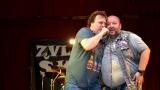 Zvlášňý škola a Special Gue$t rozjeli svou punk rockovou show v Mrákově (25 / 28)