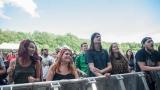Les plný rockových hvězd – to byl Rockový Slunovrat 2018 (107 / 243)