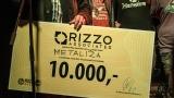 Vítěz diváckého finále - kapela Metalíza (100 / 105)