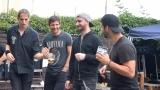 Grill párty Pearly Seconds a Fonkienz v plzeňském Šach Matu se vydařila (8 / 25)