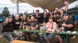 Pravý břeh Úslavy obsadili ve Šťáhlavech rockeři z širokého okolí (137 / 241)
