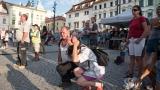 Podvečerní koncert na klatovském náměstí přilákal početné publikum (21 / 56)