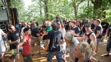 Vlčtejnský Prasofest zaznamenal rekordní návštěvnost (73 / 252)