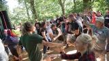 Vlčtejnský Prasofest zaznamenal rekordní návštěvnost (78 / 252)