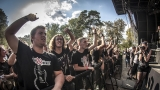V areálu zámku Moravský Krumlov proběhl další ročník festivalu Rock Heart (21 / 46)