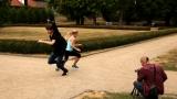 natáčení v zámeckém parku (12 / 76)