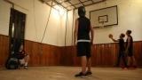 natáčení v tělocvičně gymnázia (43 / 76)