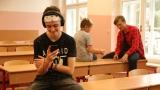 natáčení ve třídě gymnázia (47 / 76)