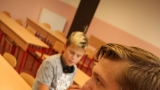natáčení ve třídě gymnázia (51 / 76)