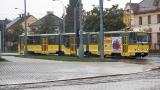 Příjezd pronajaté tramvaje (2 / 81)