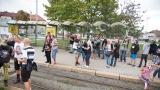 Punkový koncert v tramvaji? V Plzni to jde! (81 / 81)