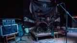 Připravená scéna na sobotní koncert (1 / 80)