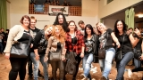 Doga se svou hardrockovou explozí dobyla Svrčovec! Hostem večera byla skupina Blackmailers (27 / 87)