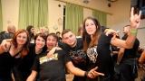 Doga se svou hardrockovou explozí dobyla Svrčovec! Hostem večera byla skupina Blackmailers (38 / 87)