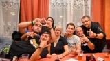 Doga se svou hardrockovou explozí dobyla Svrčovec! Hostem večera byla skupina Blackmailers (46 / 87)