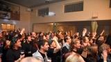 Doga se svou hardrockovou explozí dobyla Svrčovec! Hostem večera byla skupina Blackmailers (60 / 87)