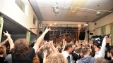 Doga se svou hardrockovou explozí dobyla Svrčovec! Hostem večera byla skupina Blackmailers (82 / 87)