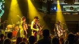 Paddy And the Rats společně s Cheers! přivezli pod hlavičkou Mighty Sounds pořádnou dávku celtic punku do Lucerna Music Baru (27 / 63)