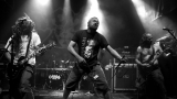 Vader a Entombed A. D. v rámci European Chaos co-headlining tour 2018 v Plzni! Hostem večera byli francouzští Mortuary (3 / 25)