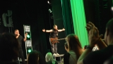 Rockové melodické písničky i smutnější balady si zazpívali fanoušci v Písku s kapelou Desmod (20 / 44)