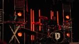 Rockové melodické písničky i smutnější balady si zazpívali fanoušci v Písku s kapelou Desmod (35 / 44)