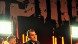 Rockové melodické písničky i smutnější balady si zazpívali fanoušci v Písku s kapelou Desmod (36 / 44)