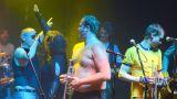 Kapela Kníry pokřtila své CD Plejáda gigantů v Divadle pod lampou, jako host Bouchací Šrouby (26 / 31)