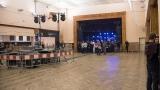 Připravený lnářský sál čekající na zahájení koncertu (3 / 67)