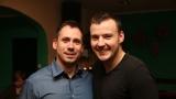 Michal Kindl s kamarádem Láďou Koczkou (42 / 49)