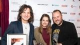 Zväz autorov a interpretov populárnej hudby odevzdal výroční ceny  za rok 2018 (1 / 38)