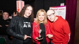 Zväz autorov a interpretov populárnej hudby odevzdal výroční ceny  za rok 2018 (2 / 38)