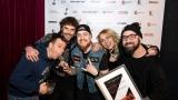 Zväz autorov a interpretov populárnej hudby odevzdal výroční ceny  za rok 2018 (3 / 38)
