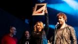 Zväz autorov a interpretov populárnej hudby odevzdal výroční ceny  za rok 2018 (12 / 38)