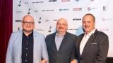 Zväz autorov a interpretov populárnej hudby odevzdal výroční ceny  za rok 2018 (14 / 38)