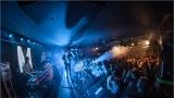 Klub zahalen do dýmu a mraky nadšených fanynek: Tak vypadal čtvrteční koncert kapely Mandrage v pražském Rock Café (65 / 69)