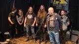 Společné foto vítězných kapel Prayers in Vain a Anteater s pořadateli (88 / 90)