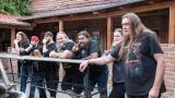 Metalová mlátička Blackmailers v Pizzerii Marshall Nepomuk (25 / 38)