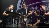 Palo Habera  a Team rozezpívali ústecký zimní stadion (6 / 17)