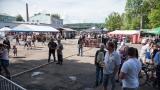 Radiátor na Pivních v Klatovech upustil páru (37 / 102)