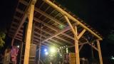 Zrekonstruované pódium v podhradí Vlčtejna (2 / 35)