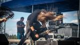 Na Zelené vodě odstartoval festival TOPFEST, legendární Slash odpálil více jak dvouhodinovou show! (2 / 20)