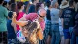 Na Zelené vodě odstartoval festival TOPFEST, legendární Slash odpálil více jak dvouhodinovou show! (3 / 20)