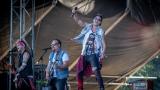 Na Zelené vodě odstartoval festival TOPFEST, legendární Slash odpálil více jak dvouhodinovou show! (4 / 20)