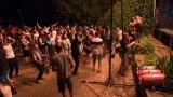 Skvělá muzika a ohňová podívaná na Katru v Terešově (58 / 70)
