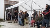 Na 2. ročníku Cider Punk Festu zahrál německý Stagewar (13 / 137)