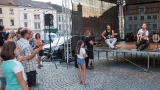 Kapela Zastodeset - akustické dohrání klatovského koncertu (57 / 69)