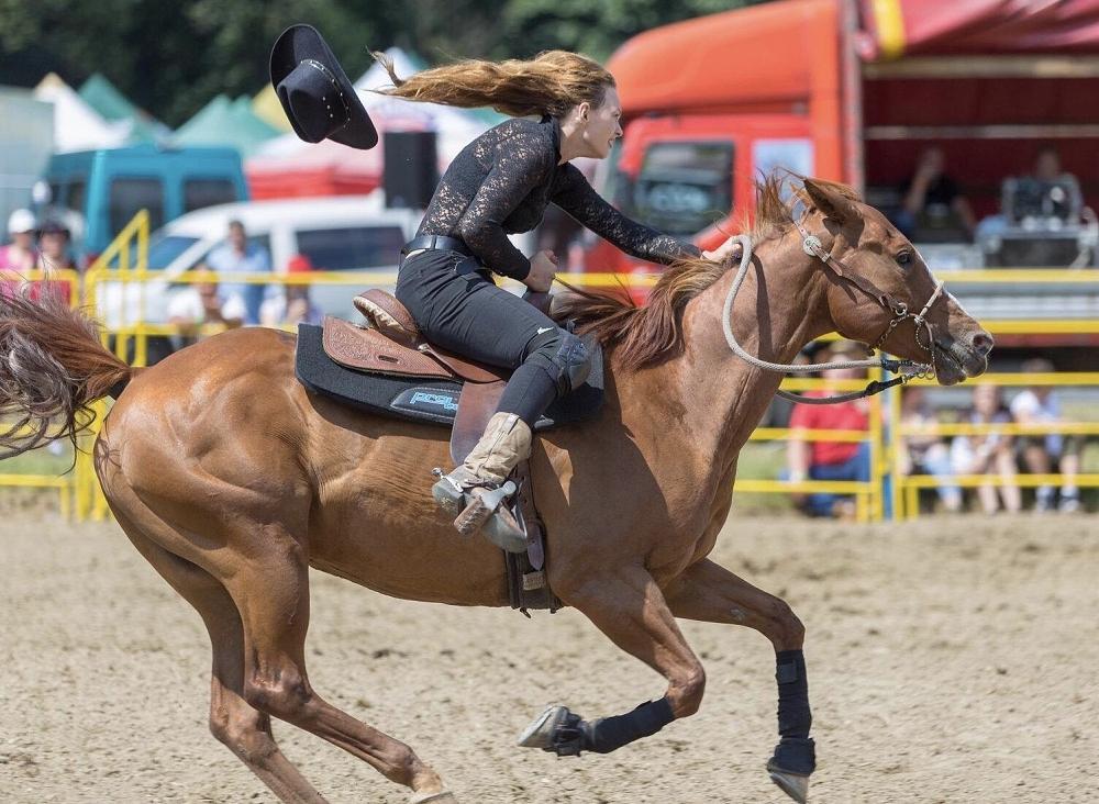 Nejlepší anejstarší rodeo vEvropě! …